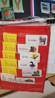 Texas Teacher Style: palabras de alta frecuencia. Escribiendo en Pre-k
