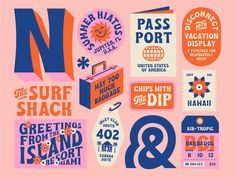 Vacation Display — Break Maiden Typography could be the skill in addition to method of Font Design, Design Typography, Typography Inspiration, Typography Poster, Graphic Design Inspiration, Branding Design, Type Design, Identity Branding, Design Web