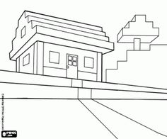 Die 10 Besten Bilder Von Mindcraft Coloring Pages Coloring Pages