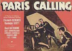 Paris Calling d'Edwin L. Randolph Scott, Paris, Comic Books, Comics, Memes, Cover, Movie Titles, Montmartre Paris, Meme