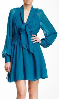 Arielle Silk Dress