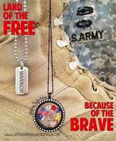 Military - Patriotic - www.jessicasmith.origamiowl.com