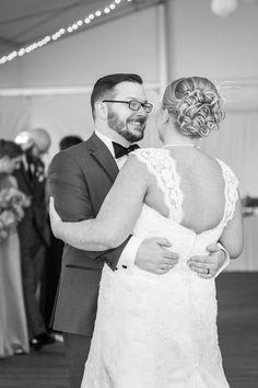 First dance photos. Black and White. Perfection. AmaZinn Photography. www.AmaZinnPhotography.com First Dance Photos, One Shoulder Wedding Dress, Amanda, Black And White, Wedding Dresses, Photography, Fashion, Bride Dresses, Moda