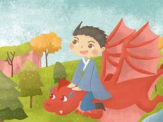 How to flaying with Dragon by Arini Hidayati