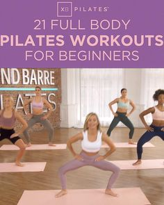 Fitness Workouts, Fitness Workout For Women, Easy Workouts, Fitness Diet, Inner Leg Workouts, Tone Arms Workout, Triceps Workout, At Home Workouts, Pilates For Beginners