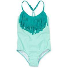 Roxy Kids Swimsuit, via Raindrops