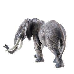 Schleich - Elefante africano macho, figura (14656): Schleich African Elephant Figure (Male): Amazon.es: Juguetes y juegos Clay Sculptures, Lion Sculpture, Elephant Anatomy, Elephant Drawings, African Elephant, Tigers, 3d Printer, Toys, Artwork
