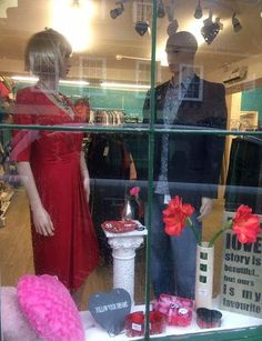 It's almost Valentines Day again, why not call in to our Brigg shop for a gift for your sweetheart ❤️