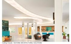 Ceiling Clouds | Seeyond Architectural Solutions