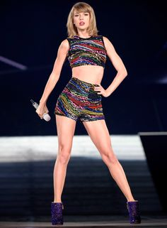 Taylor Swift Officially Rules Instagram with 50 Million Followers from InStyle.com