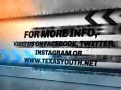 2014 TX Youth Events