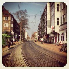 Sonntagmorgen auf der Limmerstraße -  #linden #limmerstraße #hannover
