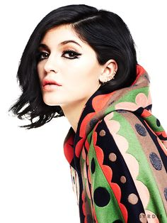 How fun to recreate: Exclusive: How to Recreate Kylie Jenner's Mega Makeup Look  Byrdie Beauty