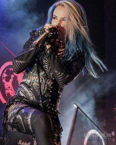 Metal Bands, Rock Bands, The Agonist, Ladies Of Metal, Heavy Metal Girl, Alissa White, Symphonic Metal, Arch Enemy, Metalhead