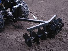 A QuickSwitch Disc Harrow