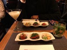 Birthday dinner part III Omakase starting with cocktail  #sobatotto #omakase #monkfishliver #kobebeef #cocktails #coursemeal #midtown #manhattan #newyork #nyc #newyorkcity #foodstagram #instafood #instadaily #nycfood #nyceats #eeeeeats #feedfeed #forkyeah #f52grams #buzzfeast #생일상 #삼번 #오마카세 #뉴욕 #먹스타그램