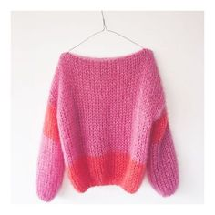 Tried this Pin? Mohair Cardigan, Stitch Fit, How To Purl Knit, Knit Fashion, Knitwear Fashion, Mode Outfits, Pulls, Knitting Projects, Knitting Patterns
