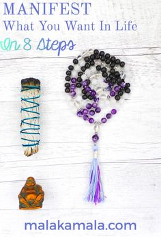 Manifest What You Want In Life - In 8 Steps - Mala Kamala Mala Beads Achieve your dreams, goals and aspirations. Ask, Believe, Receive Mala Kamala Mala Beads - Boho Malas, Mala Beads, Mala Necklaces and Bracelets, Childrens Malas, Jewelry and Baby Necklaces