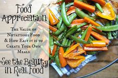 Creatively Delish | The Real Food Diet Challenge | http://creativelydelish.com
