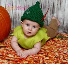Peter Pan / Robin Hood Hat - via @Craftsy 5.50