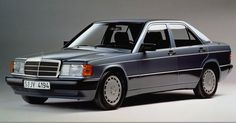 Mercedes 190 E 2.0, 2.3, 2.6 ...