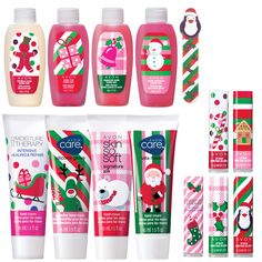 The Big Holiday Avon Care Bundle. get ready for Christmas with this great deal. #avon #christmas Www.beautygirl4ever.com