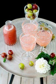 Tingly Gooseberry von den [Foodistas] - http://foodistas.de/ - #HappyFizzyFriday