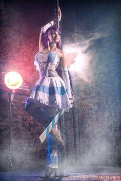 Daria Kulikova Stocking Cosplay Photo - WorldCosplay