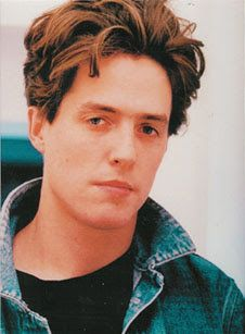Hugh Grant when he was young