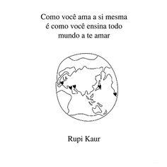 Poesia de Rupi Kaur