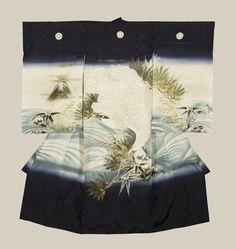 Boys ceremonial kimono