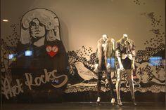 Art rock by Vanifatieva Julia, via Behance