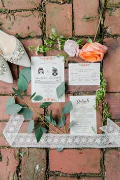 Star Wars hidden detail, wedding invitations, personalized cartoon drawings // Daisy Saulls Photography