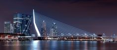 """Erasmusbrug Go to http://iBoatCity.com and use code PINTEREST for free shipping on your first order! (Lower 48 USA Only). Sign up for our email newsletter to get your free guide: """"Boat Buyer's Guide for Beginners."""""""