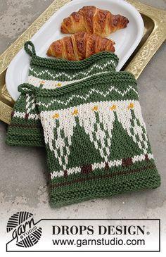 Breakfast Joy / DROPS Extra – Free knitting patterns by DROPS Design - knitting christmas Christmas Knitting Patterns, Knitting Patterns Free, Knit Patterns, Free Knitting, Free Pattern, Drops Design, Knitting Blogs, Knitting Stitches, Knitting Projects