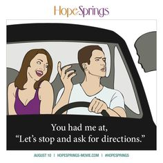 REPIN if you like a man who can stop and ask for directions!