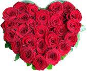 Cuore di rose rosse...irresistibilmente romantico! #sanvalentino2014