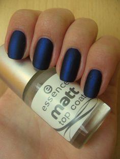 Matt Blue --- LOVE the color!