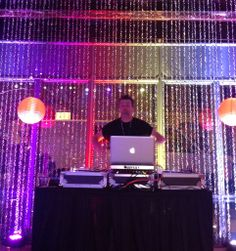 Music sets the tone of any event.  We have a selection of DJs to choose from to fit any budget.