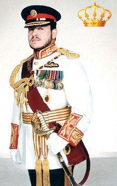 Jordan King AbdullahII