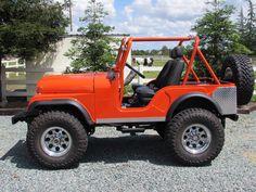1968 CJ-5 Jeep - Photo submitted by Matt Chapman.