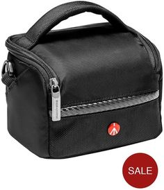 Manfrotto Active Shoulder Bag 1 for Camera Dslr Camera Bag, Camera Case, Uk Deals, Best Shopping Sites, Photo Bag, Deal Sale, Photography Accessories, Types Of Cameras, Cool Things To Buy