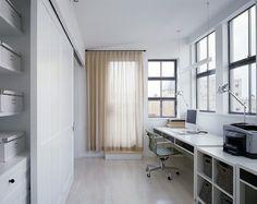 Deborah Berke Partners Hudson Street Loft Office, Remodelista