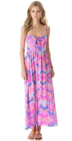 2ef636749ae Zinke Zoe Cover Up Dress  Pretty vibrant colors