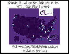 OTL Orlando is here!