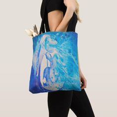 Shop Blue Sonata Tote Bag created by Buy_ArtDuo. Gifts For Dad, Fathers Day Gifts, Original Music, Shopping Day, Edge Design, Holiday Photos, Paint Designs, Large Bags, Custom Clothes