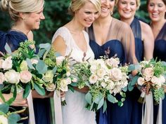 beautiful bouquets, flowers and colors... reduce the amount of eucalyptus a bit