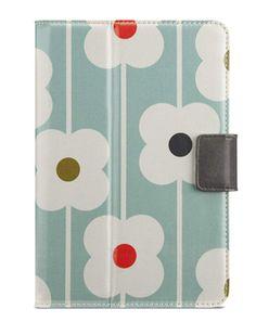 The new iPad Mini cases by Orla Kiely. LOVE!