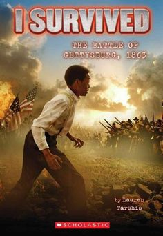 The bloodiest battle in American history is under way . . . It's 1863, and Thomas and his little sister, Birdie, have fled the farm where they were born and raised as slaves. Following the North Star,