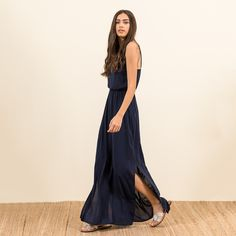 Strappy dress elastic waistband #MYSbasic